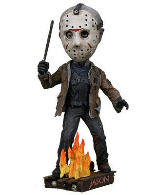 NECA FRIDAY THE 13TH-HEAD KNOCKER-JASON VOORHEES