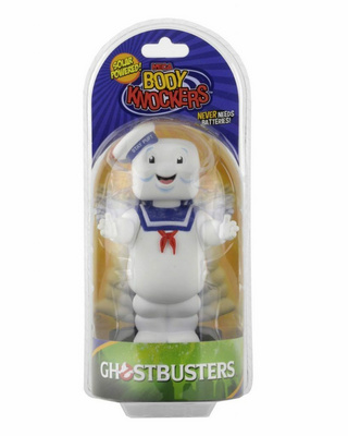 NECA GHOSTBUSTERS-BODY KNOCKER-STAYPUFT