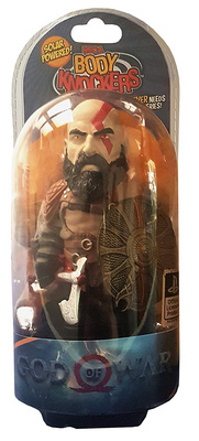 NECA GOD OF WAR-BODY KNOCKER-KRATOS