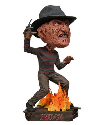 NECA NIGHTMARE ON ELM-HEAD KNOCKER-FREDDY KRUEGER