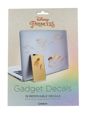 PALADONE DISNEY PRINCESS GADGET DECALS