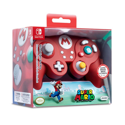 PDP NINTENDO SWITCH WIRED SMASH PAD PRO SUPER MARIO-MARIO