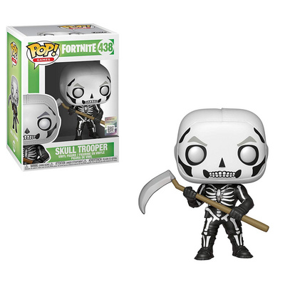 POP! FIGURE - FORTNITE - SKULL TROOPER #438