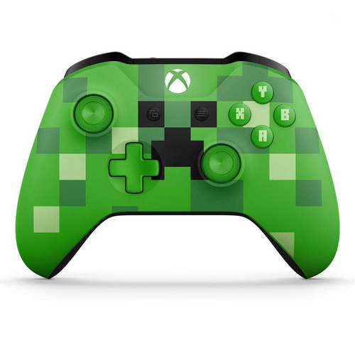 XONE HW BREZŽIČNI KONTROLER MINECRAFT CREEPER LIMITED EDITION