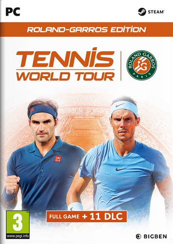 Tennis World Tour - Roland Garros Edition (PC)