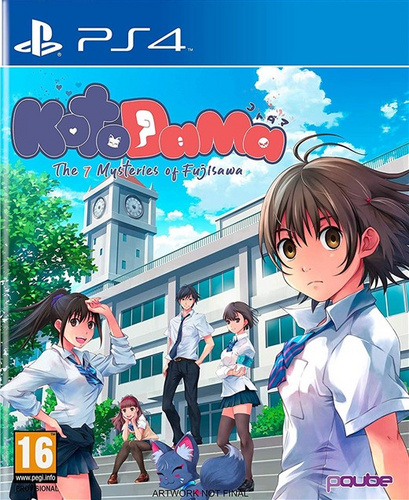 Kotodama: The 7 Mysteries of Fujisawa (PlayStation 4)