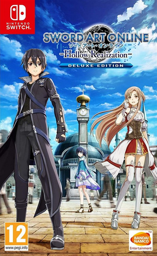 Sword Art Online: Hollow Realization - Deluxe Edition (Switch)