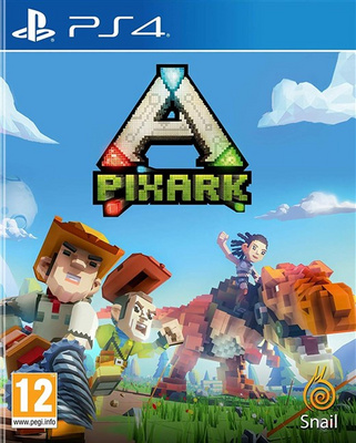 PixARK (PlayStation 4)