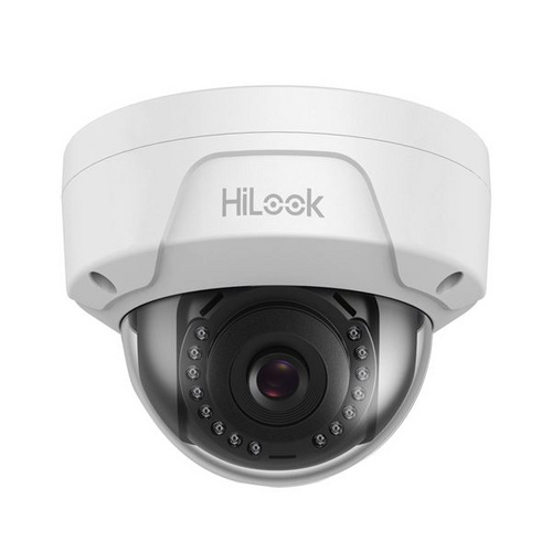 IP Kamera-HiLook 5.0MP Dome zunanja POE IPC-D150H-M 2.8mm metal