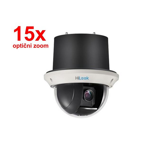 IP Kamera-HiLook 2.0MP PTZ notranja POE PTZ-N4215-DE3 speed dome 15x zoom
