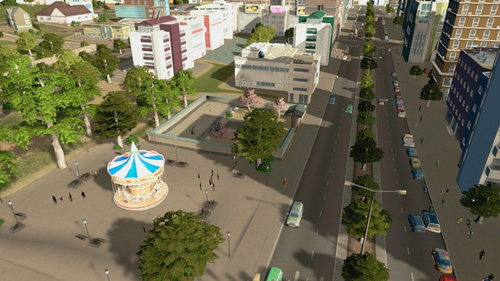 Cities Skylines (Switch)