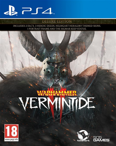 Warhammer Vermintide 2 - Deluxe Edition (PlayStation 4)