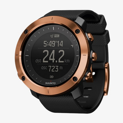 SUUNTO TRAVERSE ALPHA COPPER special edition športna ura