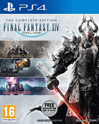 Final Fantasy XIV Online - The Complete Edition (PS4)