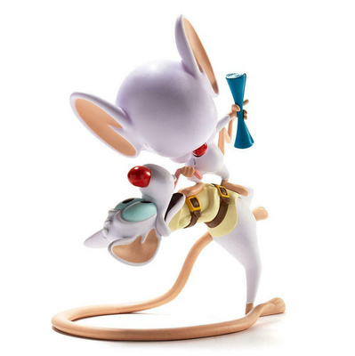 KIDROBOT PINKY&THE BRAIN MEDIUM FIGURE