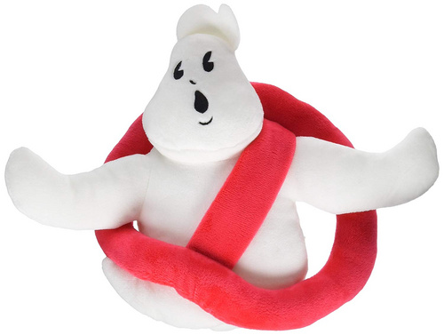 KIDROBOT GHOSTBUSTERS PHUNNY PLUSH-GHOST