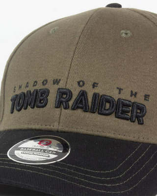 MERCHENDISE OFFICIAL TOMB RAIDER SNAPBACK NUMSKULL
