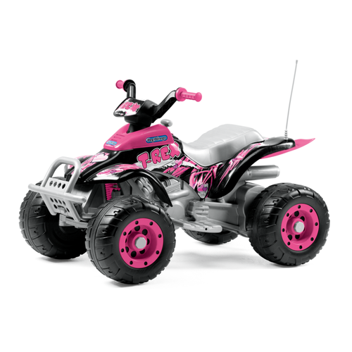 Peg Perego Corral-T-Rex Pink