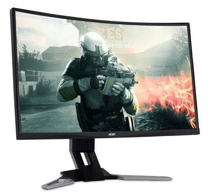 Acer Predator XZ321QUbmijpphzx monitor