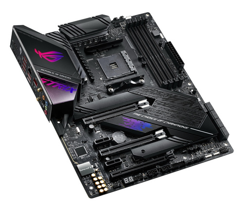 ASUS MB STRIX X570-E GAMING, AMD AM4, DDR4, ATX osnovna plošča