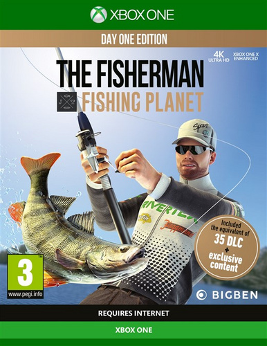 The Fisherman - Fishing Planet (Xone)