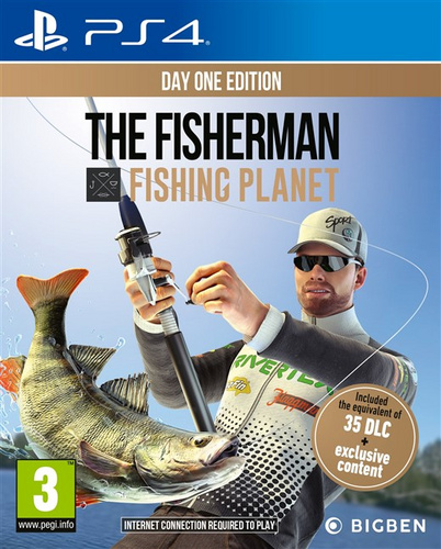The Fisherman - Fishing Planet (PS4)