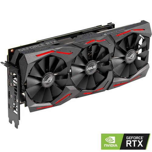 ASUS GeForce RTX 2060 SUPER STRIX, 8GB GDDR6, PCI-E 3.0 grafična kartica