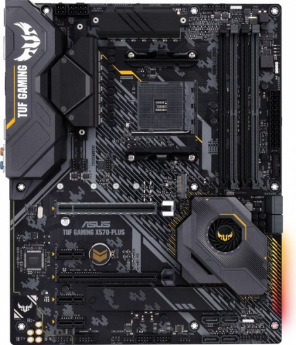 ASUS MB TUF GAMING X570-PLUS, AMD AM4, DDR4, ATX osnovna plošča