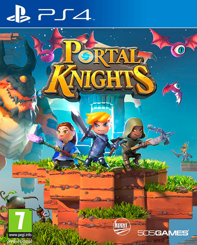 Portal Knights (playstation 4)