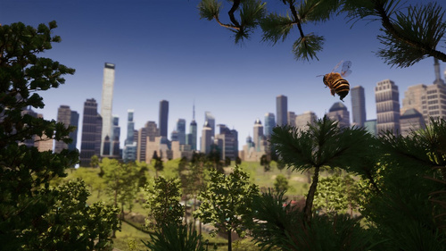Bee Simulator (PS4)