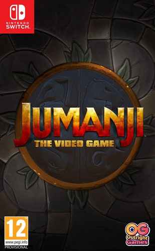 Jumanji: The Video Game (Switch)