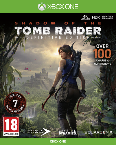 Shadow of the Tomb Raider - Definitive Edition (Xone)