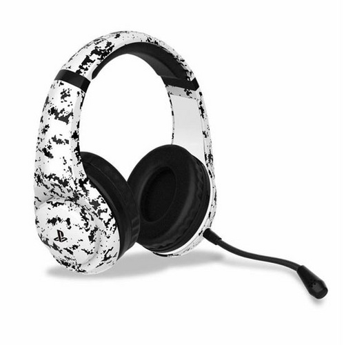 4GAMERS PS4 STEREO GAMING HEADSET CAMO EDITION - ARCTIC alušalke