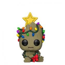 FUNKO POP MARVEL: HOLIDAY - GROOT