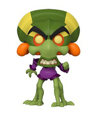 FUNKO POP GAMES: CRASH BANDICOOT S3 - NITROS OXIDE