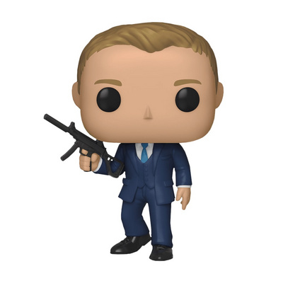 Figura FUNKO POP MOVIES:JAMES BOND S2 - DANIEL CRAIG (QUANTUM OF SOLACE)