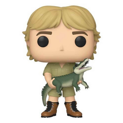 Figura FUNKO POP TV: CROCODILE HUNTER - STEVE IRWIN W/CHASE