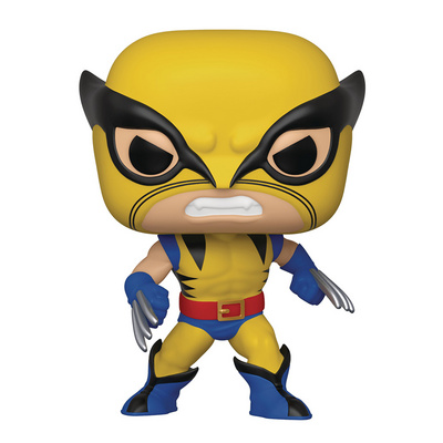 Figura FUNKO POP MARVEL: 80TH - FIRST APPEARANCE WOLVERINE
