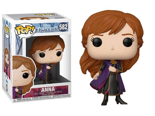 Figura FUNKO POP DISNEY: FROZEN 2 -ANNA