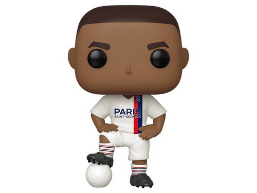 Figura FUNKO POP FOOTBALL: PSG - KYLIAN MBAPPÉ (AWAY KIT)