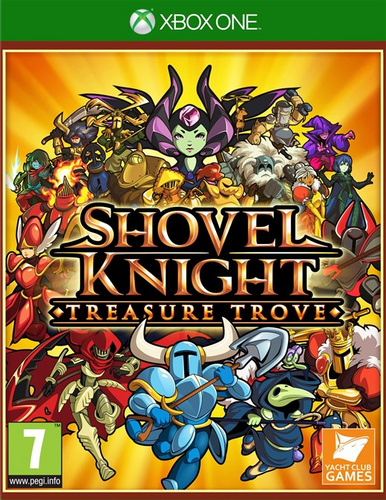 Shovel Knight: Treasure Trove (Xone)