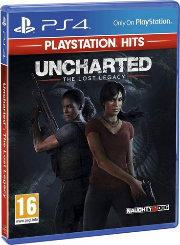 UNCHARTED THE LOST LEGACY HITS (PS4)