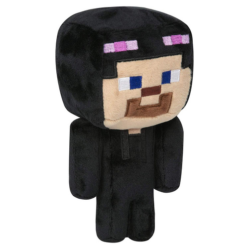 MINECRAFT HAPPY EXPLORER STEVE IN ENDERMAN PLIŠ
