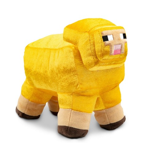 MINECRAFT HAPPY EXPLORER GOLD SHEEP PLIŠ- LIMITED EDITION