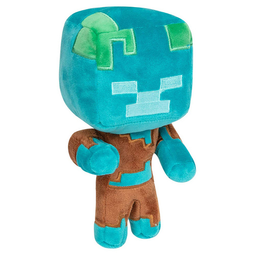 MINECRAFT HAPPY EXPLORER DROWNED PLIŠ