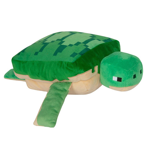 "MINECRAFT 11.5"" ADVENTURE SEA TURTLE PLIŠ"
