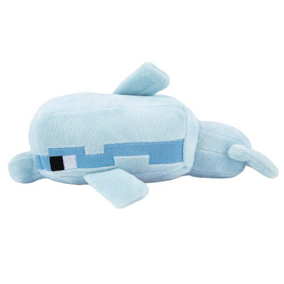 MINECRAFT HAPPY EXPLORER DOLPHIN PLIŠ