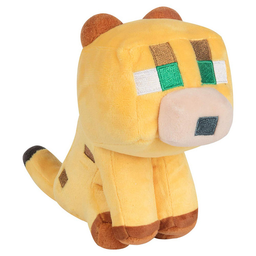 MINECRAFT HAPPY EXPLORER BABY OCELOT PLIŠ