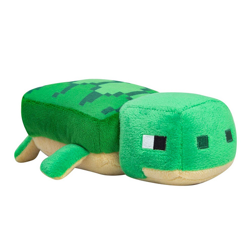 MINECRAFT HAPPY EXPLORER SEA TURTLE PLIŠ