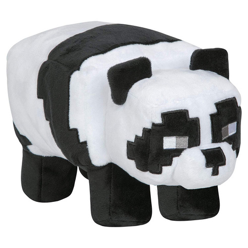 "MINECRAFT 9.5"" ADVENTURE PANDA PLIŠ"